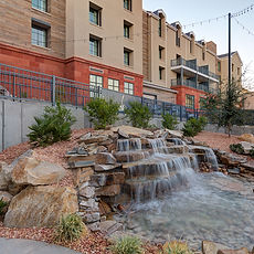 Zwick Construction has completed many hospitality construction projects throughout states like Utah, California, Nevada, and Arizona, such as the Advenire Hotel by Marriott.