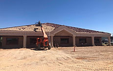 The Overton Power District #5 is just one of many current projects by Zwick Construction.