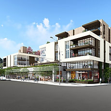 Zwick Construction has completed many multifamily projects throughout Utah, California, Nevada, and Arizona, including 4850 Hollywood Mixed-use.