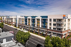 770 South Harbor is just one of many multifamily construction projects completed by Zwick Construction.