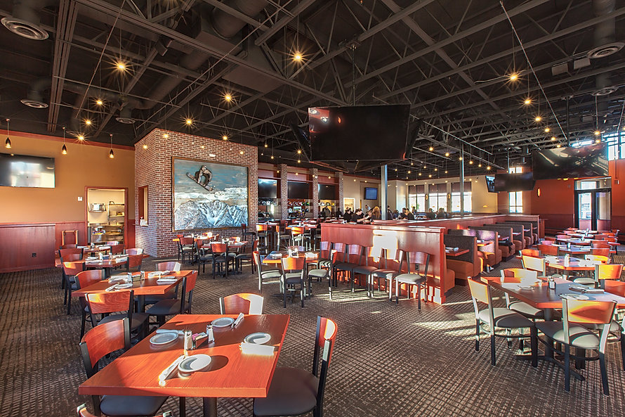 Zwick Construction has completed many restaurant projects throughout states like Utah, California, Nevada, and Arizona, including the Players Sports Grill.