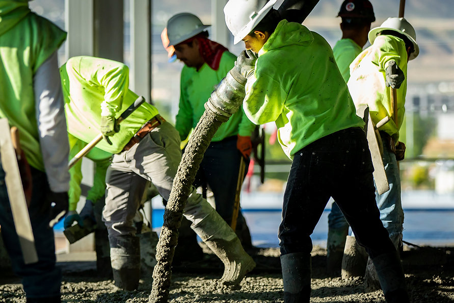 Safety is Zwick Construction's first priority.