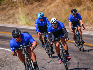 ZWICK TEAM PARTICIPATES IN 201-MILE CYCLING EVENT