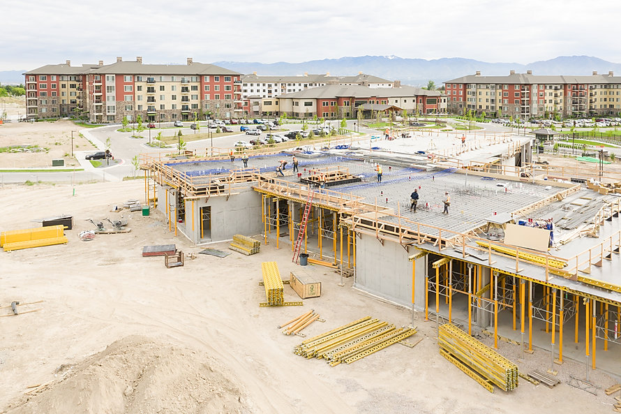 Zwick Construction has completed many medical/senior care projects throughout states like Utah, California, Nevada, and Arizona, including the Summit Vista Community.