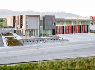 Like with the Salt Lake Fire Station #14, Zwick Construction is committed to producing sustainable projects.
