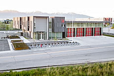 The Salt Lake City Fire Station #14 is a project completed by Zwick Construction in Salt Lake City, UT