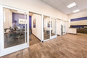 Zwick Construction has completed many office projects throughout Utah and California.