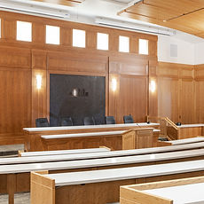 Zwick Construction has completed many educational construction projects throughout states like Utah, California, Nevada, and Arizona, such as the BYU Law School Courtroom.