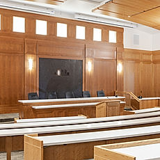 Zwick Construction has completed many remodel/expanion construction projects throughout states like Utah, California, Nevada, and Arizona, such as the BYU Law School Courtroom.