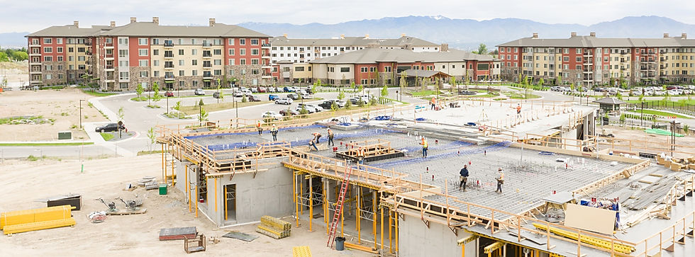 Zwick Construction is currently working on many projects throughout Utah, California, Nevada, and Arizona, including Summit Vista Senior Community.