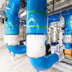 Zwick Construction has completed many educational construction projects throughout states like Utah, California, Nevada, and Arizona, including the Brigham Young University Absorption Chiller project.