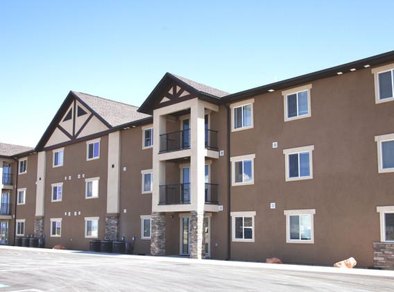 Ruby's Inn Housing