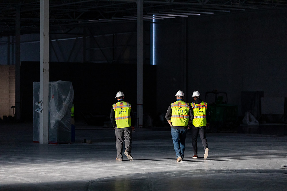 A major aspect of passion includes sacrifice on behalf of the things we find fulfillment in. Over the years, we have seen many Zwick Construction employees who exemplify passion by the sacrifices they have made for their projects, teams, and the company.