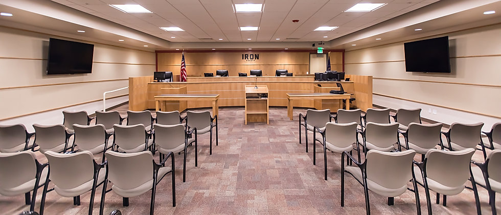 Zwick Construction has completed many remodel/expansion projects throughout states like Utah, California, Nevada, and Arizona, including the Iron County Courthouse.