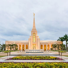 Zwick Construction has completed many religious construction projects throughout Utah, Oregon, and Florida, as well as internationally, such as the Ft. Lauderdale Temple.