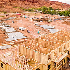 The Wyndham Worldmark Moab is just one of many current projects that Zwick Construction is working on in Utah and California.