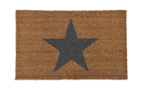 Garden Trading Star Doormat - large