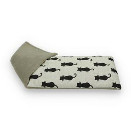 Cats - Duo Fabric Wheat Bag