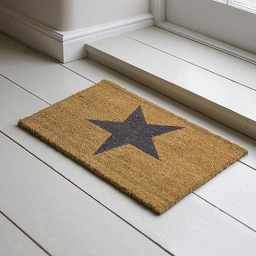Garden Trading Star Doormat - Small