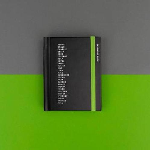 NATO Phonic Alphabet Password Book