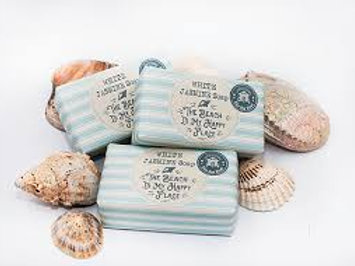White Jasmine Soap by The Sea Shed