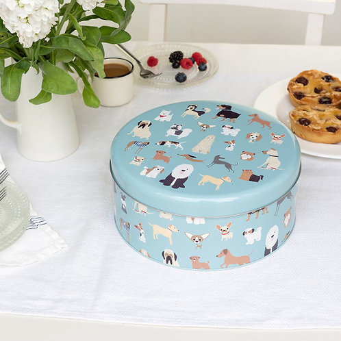 Best in Show Cake Tin - Dogs