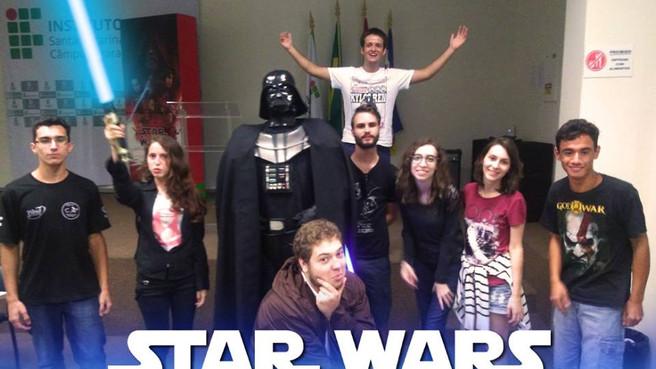 Star Wars - Maratona Astronômica