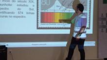 Palestra sobre Mecânica Quântica e Astrofísica