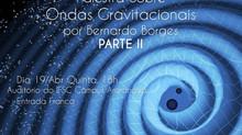 Palestra sobre Ondas Gravitacionais