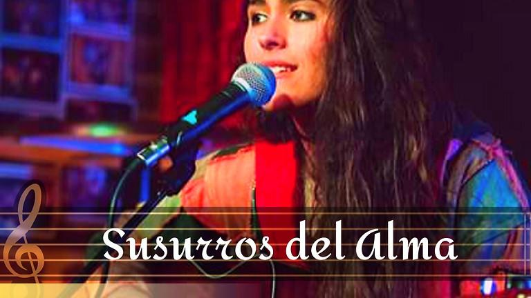 Susurros del Alma, Alba García