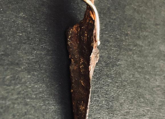 Genuine Roman Arrowhead Pendant