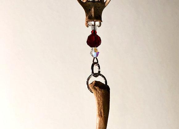 Mink/Chipmunk bone Necklace