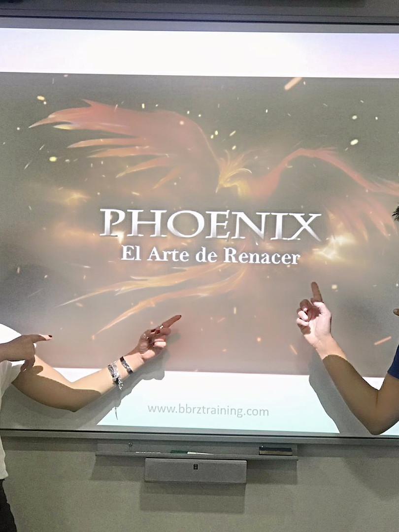 Phoenix Crina y David
