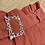 Thumbnail: Short met zilveren riem