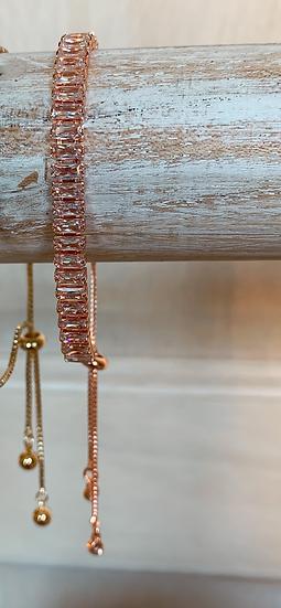 Armband rosé gold