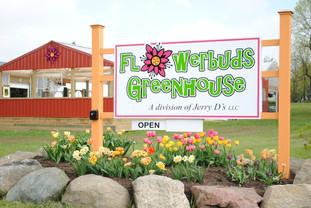 flowerbuds+greenhouse+sign+open+summer.j