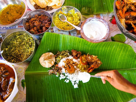 Top Five Must Try Foods in Sri Lanka
