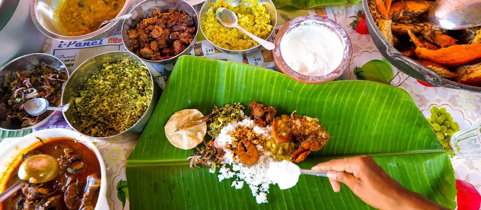 Top Five Must Try Foods in Sri Lanka