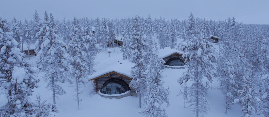 Exploring the Arctic Circle in Style