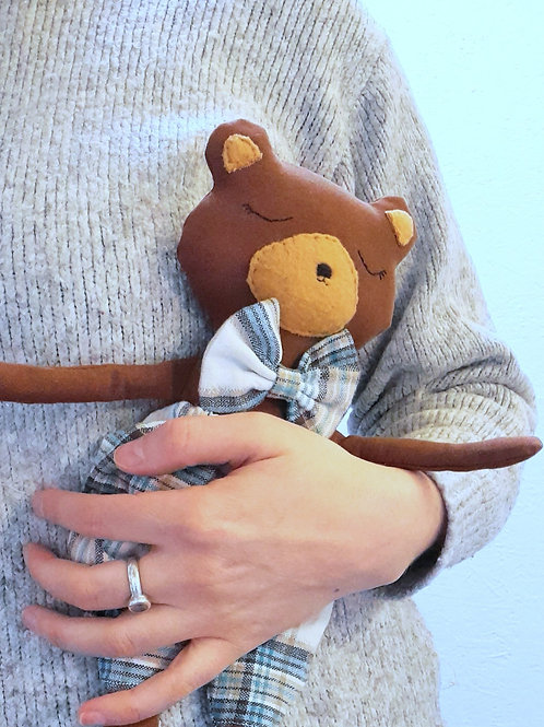 Brown Teddy Bear Limited Edition