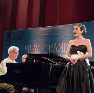 Eilat Chamber Music Festival