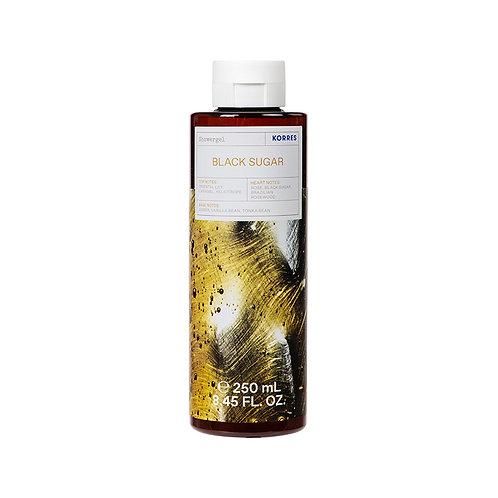 Korres Black Sugar Shower Gel 250ml