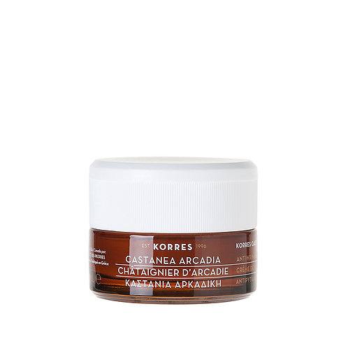 Korres Castanea Arcadia Antiwrinkle & Firming Day Cream,Normal Combination Skin