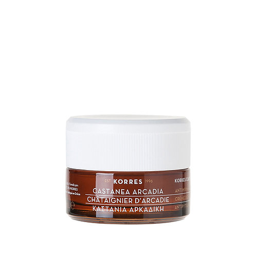 Korres Castanea Arcadia Antiwrinkle & Firming Day Cream,Dry to Very Dry Skin