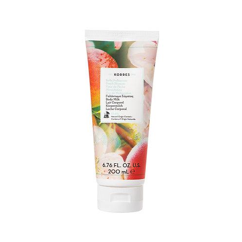 Korres Peach BlossomMoisturizing Body Milk 200ml