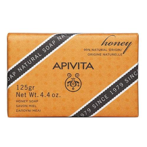 Apivita Natural SoapwithHoney,125gr