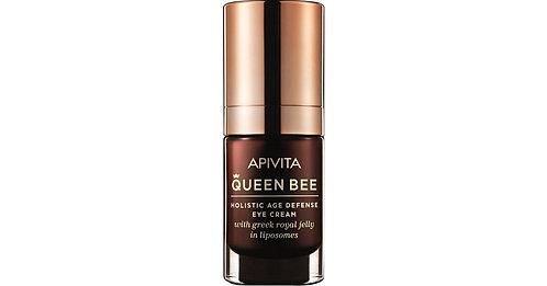 Apivita Queen Bee Holistic Age Defense Eye Cream ,15ml