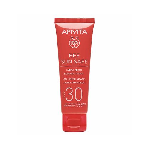 Apivita Bee Sun SafeHydra Fresh Face Gel Cream SPF30,50ml