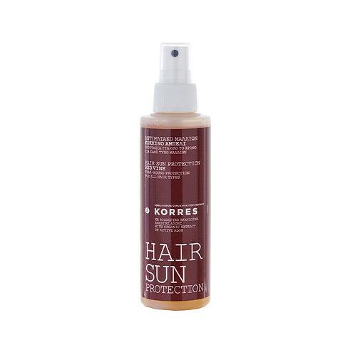 Korres Red Vine Year-Round Hair Sun Protection 150ml