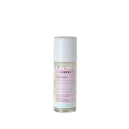 Korres 24 Hour Equisetum Deodorant,for Sensitive Depilated Skin